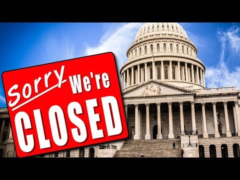 The Federal Government Has Shut Down Twice In 4 Weeks – Republicans Just Bad At Government