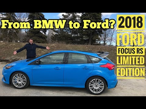 Ford Focus RS  Limited Edition | New Ride | Quick Review And Cool Features