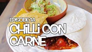 Hearty Chilli Con Carne Recipe With Bonus Guacamole - Tickly Mouth
