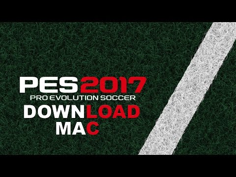 Download Pro Evolution Soccer 2017 MAC/PC Mac OS SIERRA ITA