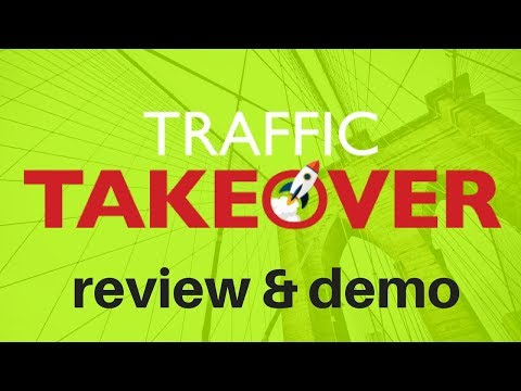 traffic takeover review   traffic takeover demo. http://bit.ly/2ZklY8B