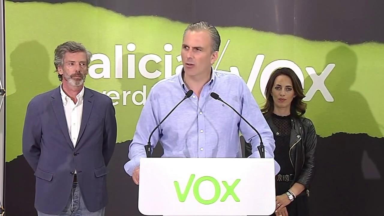 Seguiremos perseverando en Galicia