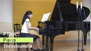 """Prudent, Emile /Six Morceaux, 4.""""Impromptu"""" ,Op.21/pf:NakamuraJunko"""