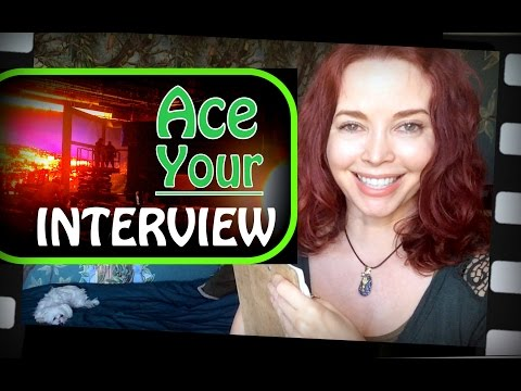 The Job INTERVIEW - How to Ace a PRODUCTION ASSISTANT Interview