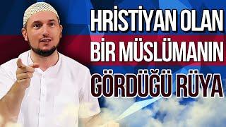 Hristiyan olan bir Müslümanın gördüğü rüya! - Origami / Kerem Önder