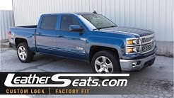 Chevy Silverado Replacement Seats >> Aftermarket Leather Seats Chevy Silverado All Mustang And