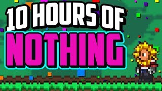 Standing at Spawn For 10 Hours Gets You This Loot In Terraria thumbnail