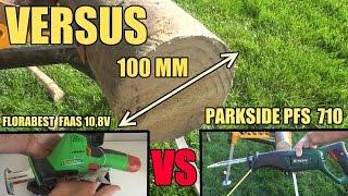 scie sabre parkside pfs 710 vs florabest coupe branches faas 10.8