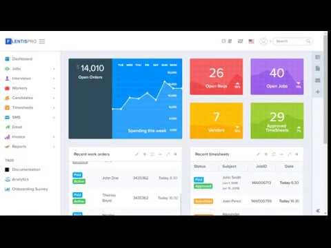 Flentis Vendor Management System