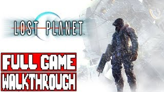 LOST PLANET EXTREME CONDITION Full Game Walkthrough - No Commentary