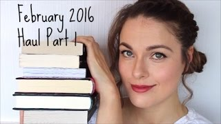 Book Haul Feb 1