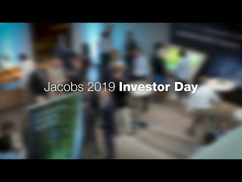 Jacobs 2019 Investor Day