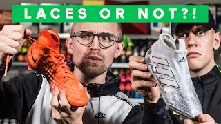 LACES – WITH OR WITHOUT? | Unisport Uncut Ep. 35