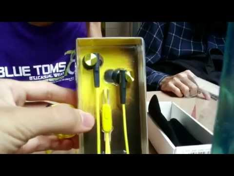 Sony MDR-XB50AP Unbox+Review