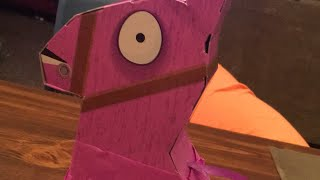 Fortnite Llama Unboxing! Walmart spray give away at end of the stream!