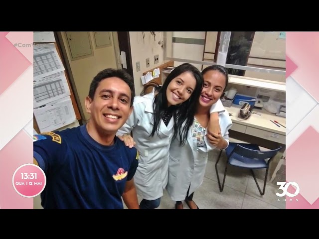 Dia da Enfermagem: profissionais atuam como família do paciente- Com Você
