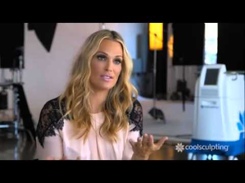 Behind the Scenes with Molly Sims and CoolSculpting!