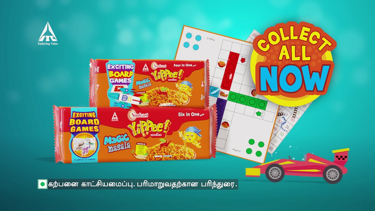 YiPPee! TRAY PACK | LUDO - TAMIL