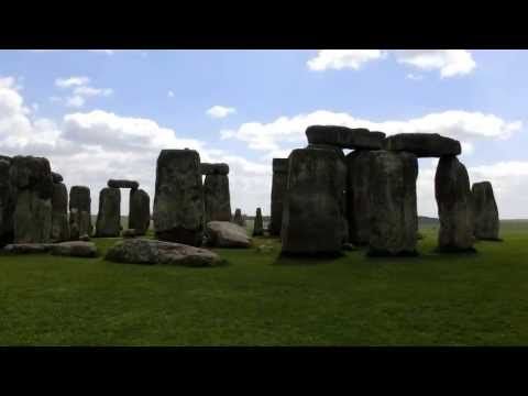 Stonehenge prehistoric monument Livecam Italians79