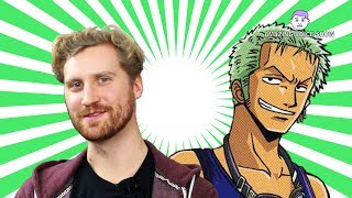 One Piece - Uwe Thomsen/ Lorenor Zorro Interview (neue Synchronstimme)