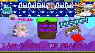 I AM @ExeCutie? Hacking Ft. ZWANE!!!! | Hackers Pranks #1 !!!