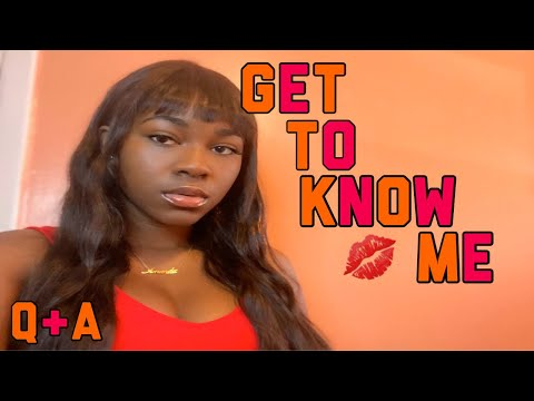 Get To Know Me | Q&A | A TheJawn