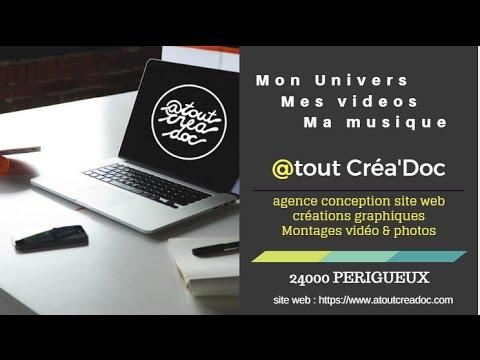 Présentation @tout Créa'Doc en vidéo