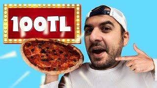 100 TL ile En İyi Pizzayı Kim Yapacak?