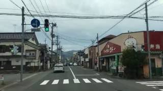 鶴岡(山形県)市街地散策  2016.10.05