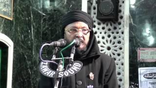 25 Moharram  Fazail E Babul Hawaij Abul Fazl Abbas (as) 1437  Hijri  2015 -16