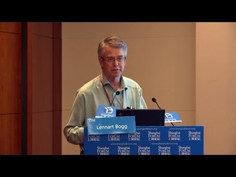 "[2013 Shanghai Forum] Lennart Bogg ""Swedish Health Reforms - any relevance for Asian countries?"""