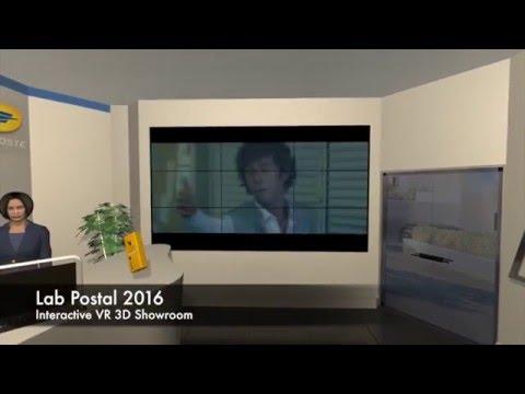 Virdys Studio - Showroom Virtuel Lab Postal 201