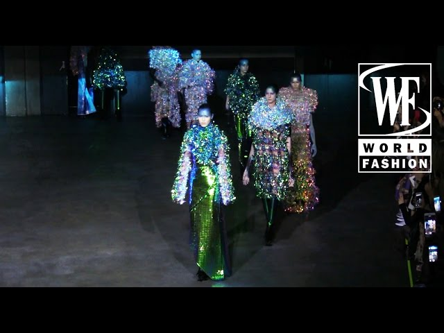 Yuima Nakazato Couture Fall/Winter 16-17