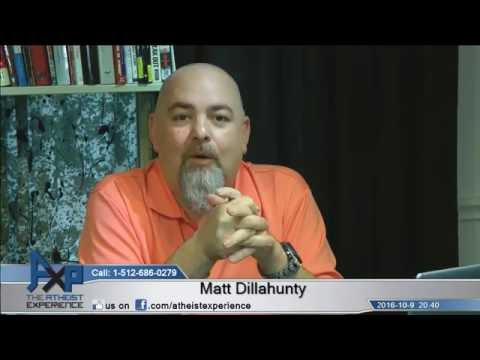 Atheist Experience 20.40 with Matt Dillahunty and John Iacoletti
