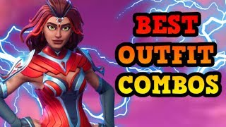 Best Outfit Combinations for Valor! - Fortnite Skins
