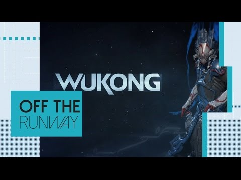 Warframe: Off The Runway - Wukong Fashionframe