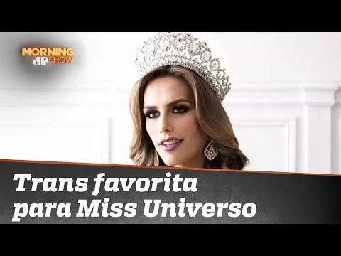 Polêmica raiz ou polêmica vazia? Mulher trans aparece como favorita para ganhar o Miss Universo