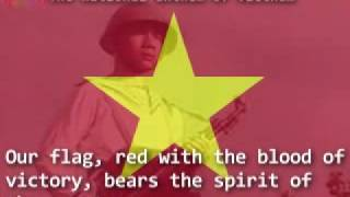 ENGLISH - The national anthem of Vietnam (socialist)