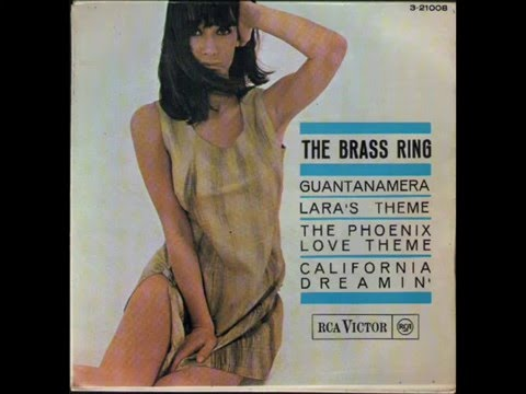 THE BRASS RING - THE PHOENIX LOVE THEME - EP RCA VICTOR 3 21008