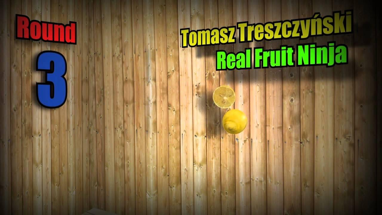 Fruit ninja 3d - Real Fruit Ninja 3d Compositing
