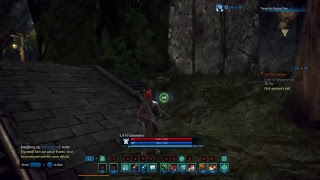 Tera:First time playing come chat with me.
