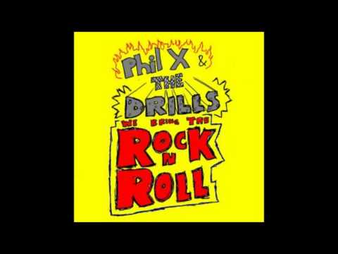 Phil X & The Drills - Helicopter