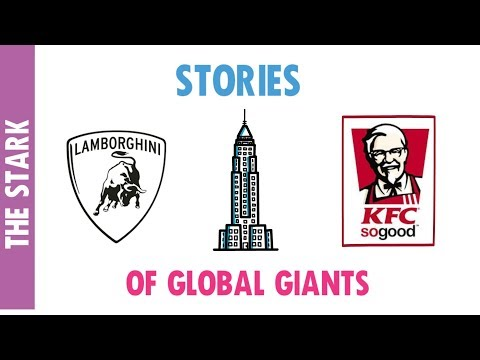 3 inspiring stories of world's famous companies