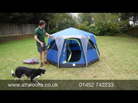 Coleman OctaGo Tent Review 2020