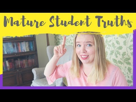 MATURE STUDENT TRUTHS | WHAT I WISH I'D KNOWN!