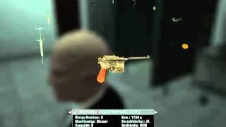 Lets Play Hitman Blood Money 10 - 47 der Hausmeister (Alexa)