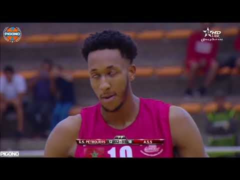 ASS (Maroc) vs G.S.Petrolliers  (Algerie) [Full Game]