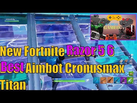 Cronusmax Fortnite Ps4
