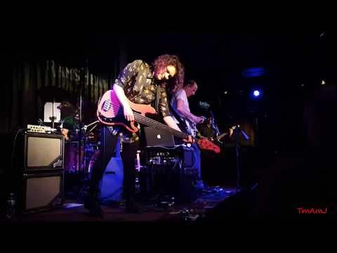 Adrian Belew Pop-Sided Tour Thela Hun Ginjeet (King Crimson) Bass Side Mp3