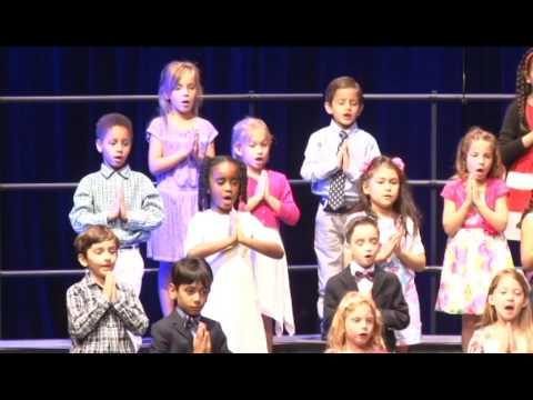Kindergarten Celebration at The King's Academy- 2016